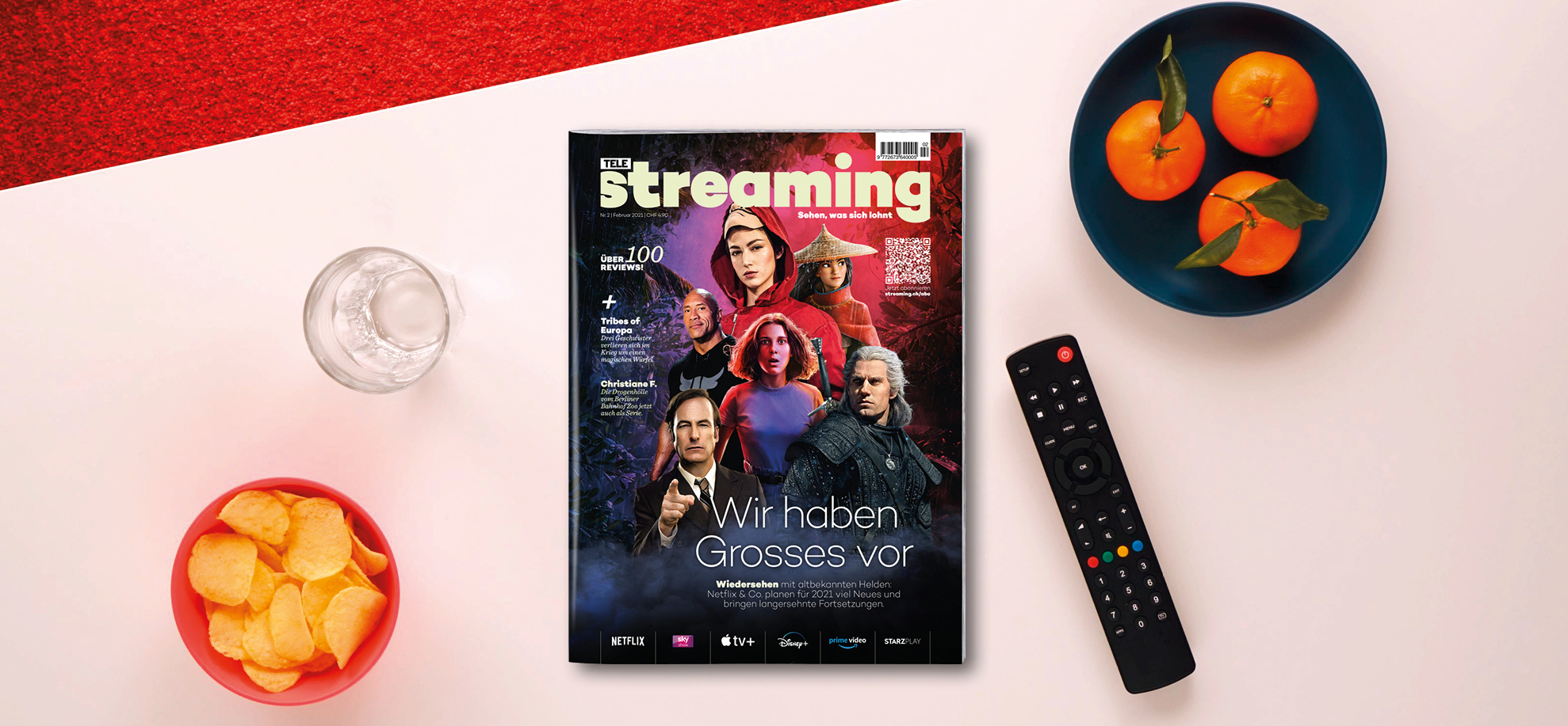 Streaming-Magazin
